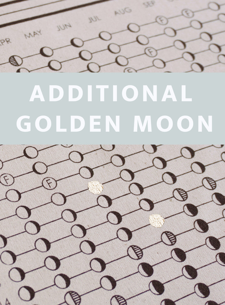 Additional Golden Moon
