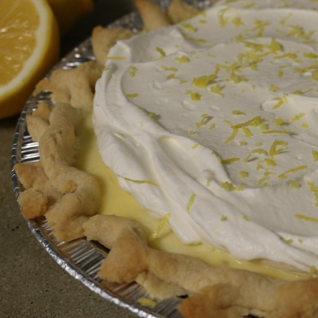 Lemon Sour Cream