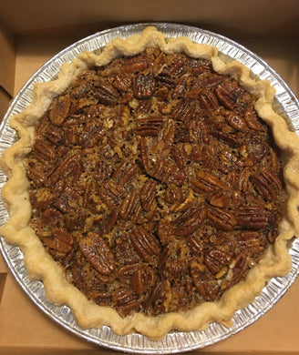 Frozen Pecan Pie