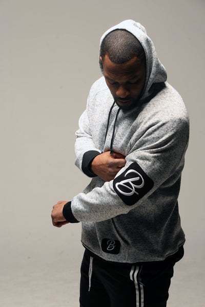 B.I.O.S. Men Hooded Sweatshirt