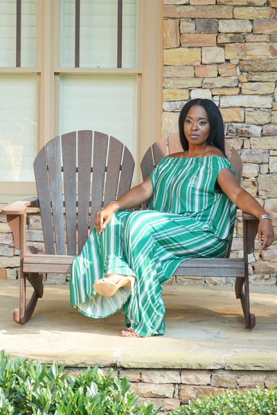 B.I.O.S. Loose Off Shoulder Jumpsuit