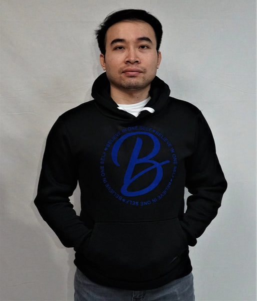 B.I.O.S Men's Hoodies W/Pocket