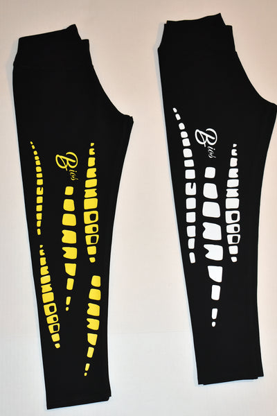B.I.O.S. Women Printed Leggings