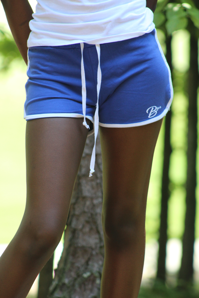 B.I.O.S. Women's Athletic Drawstring Shorts