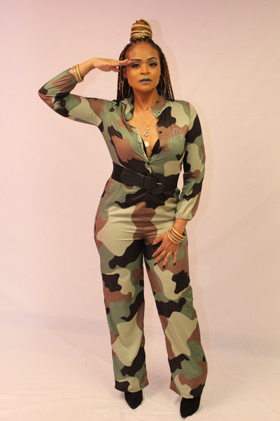 B.I.O.S * WOMEN'S JUMP SUIT