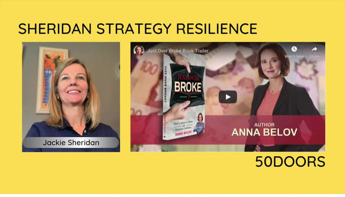 Jackie Sheridan and Anna Belov Encourage Hardworking Professionals to Use Resilience