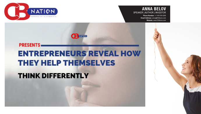 CEO Blog Nation & Anna Belov Help Entrepreneurs and Business Owners Put CEO Hats On