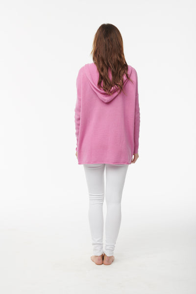 Cashmere Oversized Hoodie