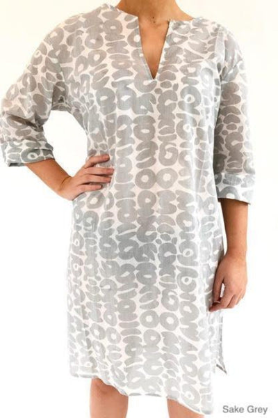 Sake Grey Tunic