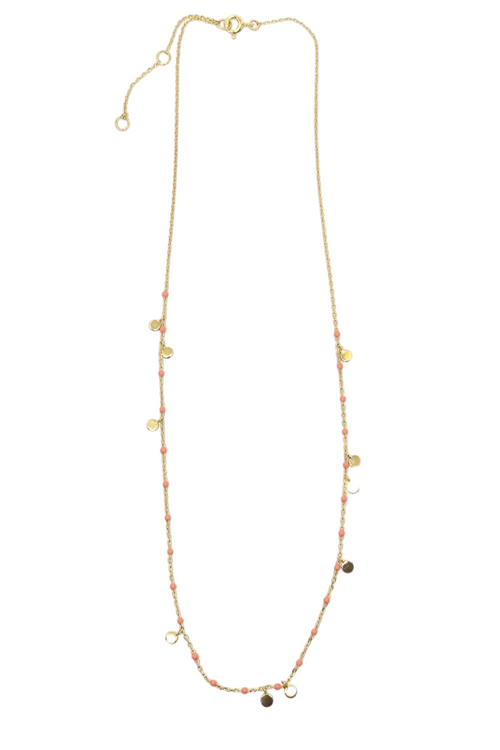 Aveiro Necklace - long