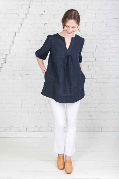 Studio 412 Boho Tunic Top
