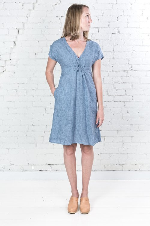Studio 412 Emily Dress - Light Blue