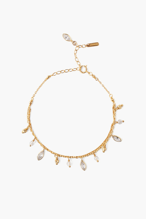 Chan Luu - Gold Mix Bracelet