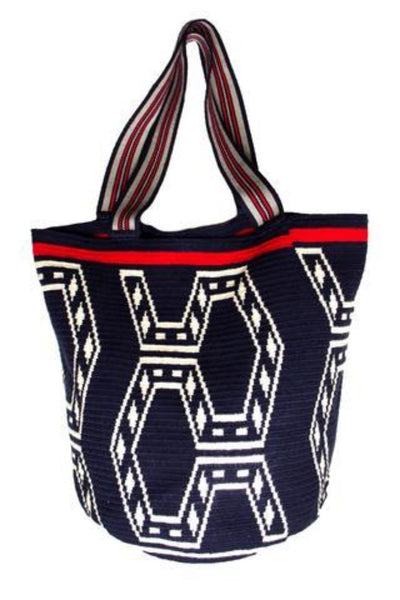 Hilo Sailor Wayuu XL bag