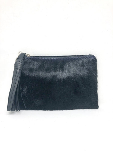 Chloe Hide Clutch