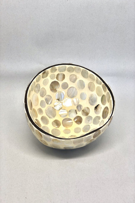 Kazi Bowl - Hope, Large Gold