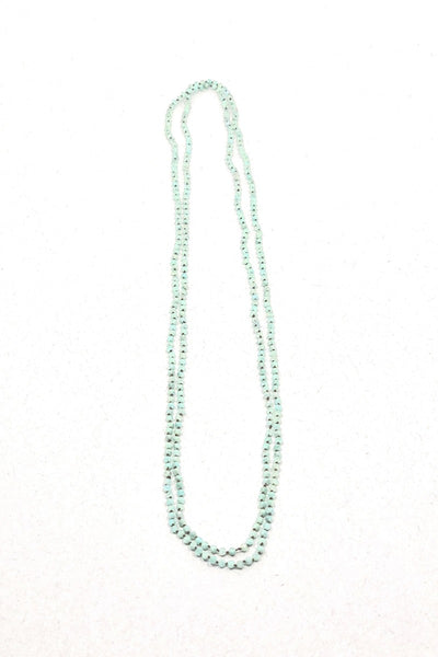 Tiny Knotted Necklace