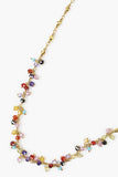 Chan Luu - Multi Beaded Crystal Layering Necklace