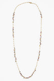 Chan Luu, Multi Beaded Crystal Layering Necklace
