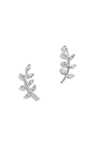 Tai, Leaf Stud Earrings