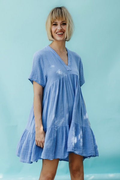 9seed, El Matador Gauze Dress