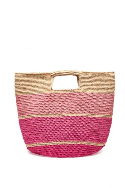 Mar Y Sol, Camden Tri Color Tote