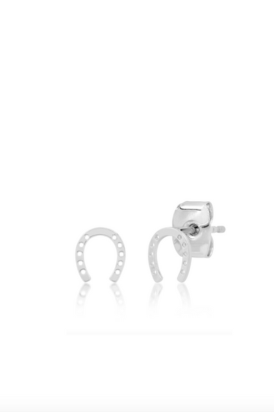 Tai, Horseshoe Earrings