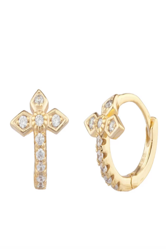 Gia Huggie Earrings