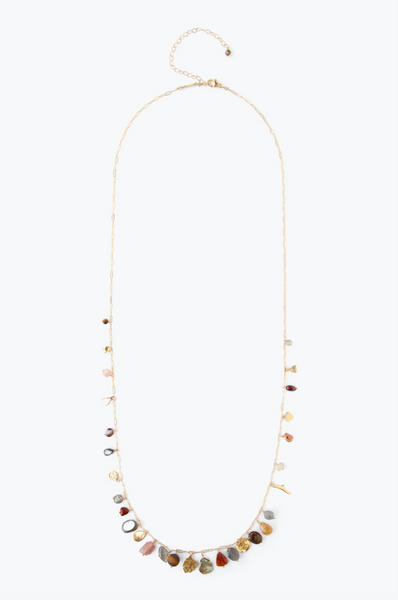Chan Luu, Citrine Mix Necklace