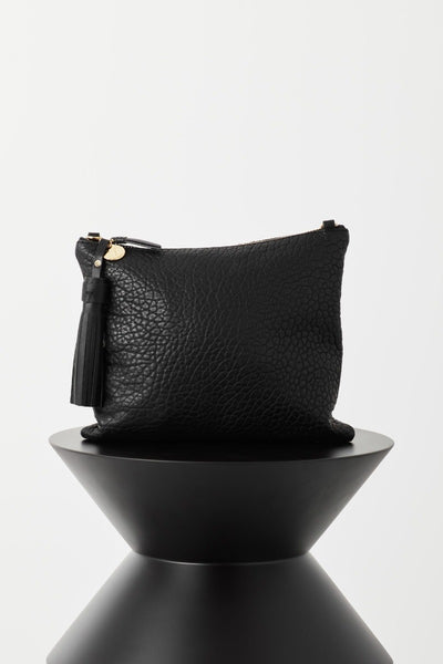 Jem Black Bubble Clutch