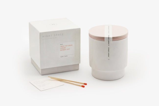 Night Space Candle - Blush
