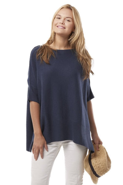 Oversize Cashmere Tee