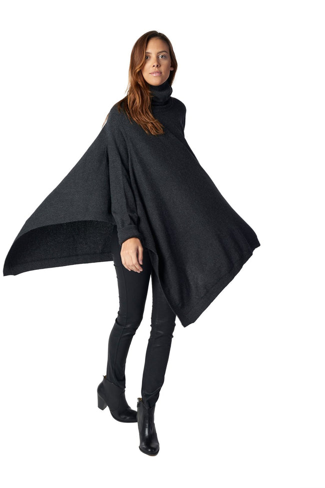 T Neck Swing Poncho