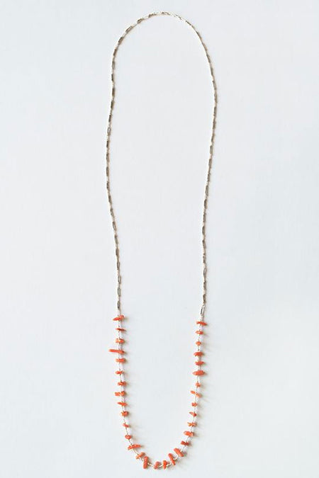 Cooperative De Creation, Afar, 7 little Feathers Necklace