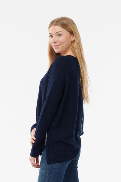 Cashmere New V Neck Sweater