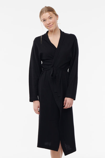 Cashmere Bath Robe