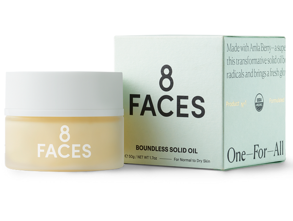 8 Faces, Boundless Solid Oil