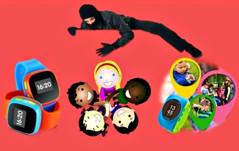 Creepy covert IoT devices for kids