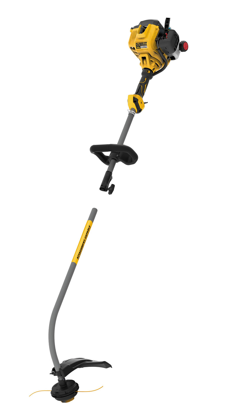 DeWalt-Curved Shaft Trimmer (41AD27CC539) Gas