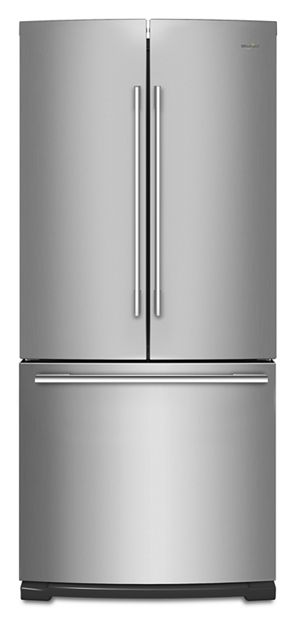 "Whirlpool 30"" French Door Refrigerator - WRFA60SFHZ"