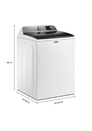 Maytag- MVW6200KW 5.5 Cu.Ft Top Load Washer