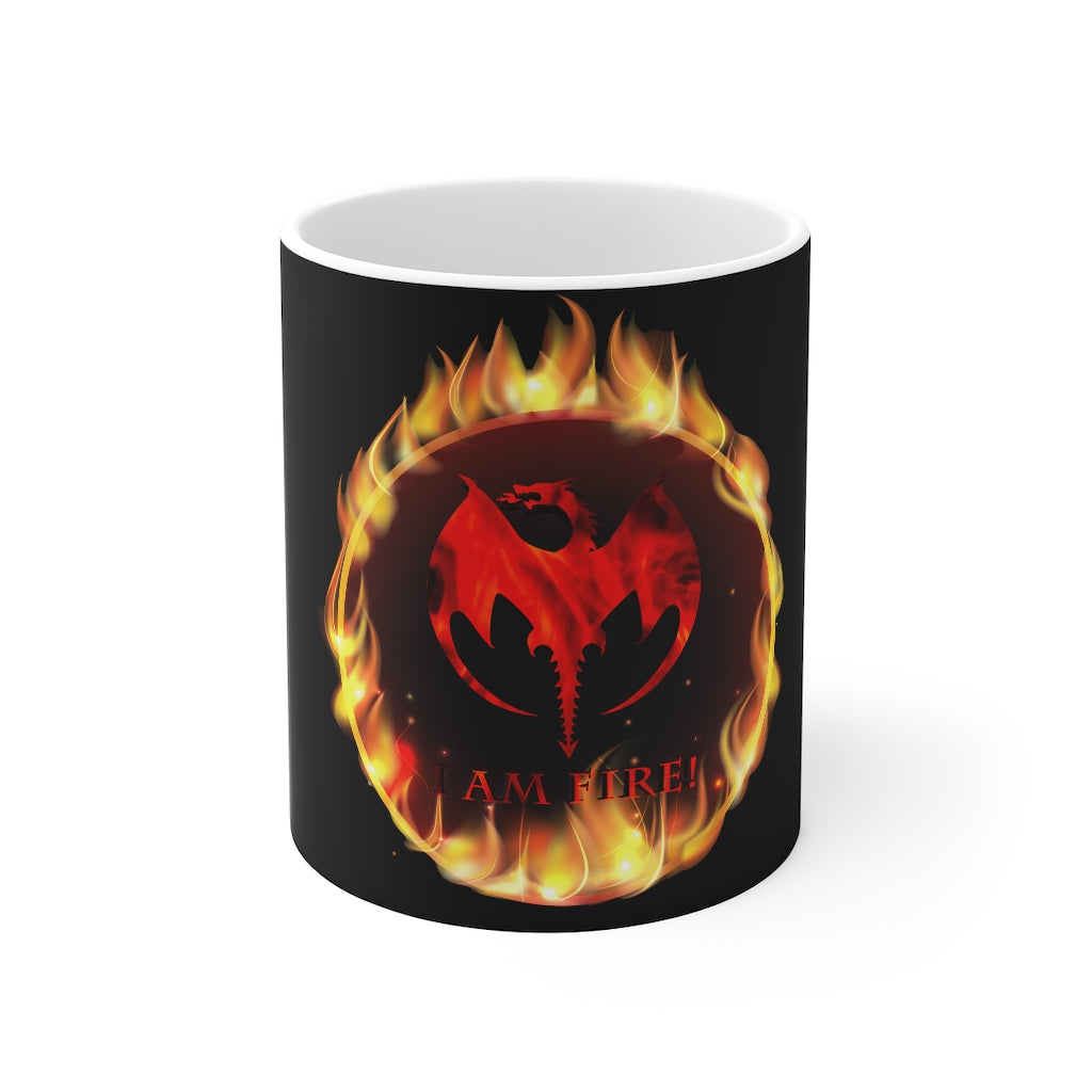 I AM Fire! (EU) Mug 11oz