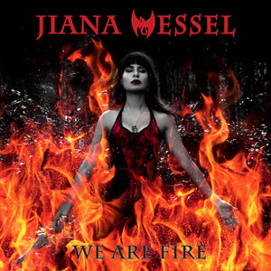 Be the fire with Goth, Opera and Dragon metal inspired music by Jiana Wessel. For you are fire! You are the Dragon!