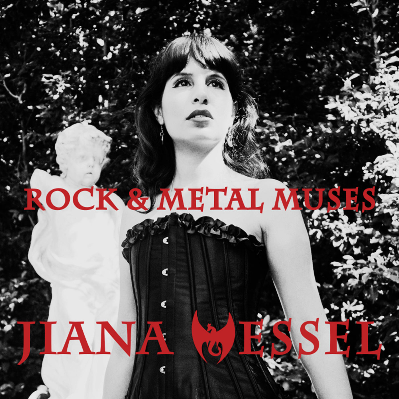 The first recording Jiana Wessel put out in the market we're a tributo the muses who inspired her Amy Lee, Tarja Turunen and Sharon den Adel.