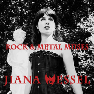 Jiana Wessel's first recordings were a tribute to her muses of Rock and Metal, Tarja Turunen, Amy Lee, and Sharon den Adel.
