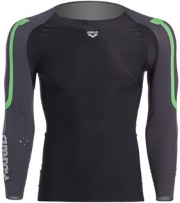 Carbon Compression Long Sleeve Top