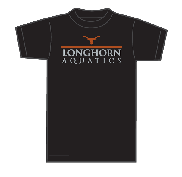 Longhorn Aquatics Team Tee (2017)