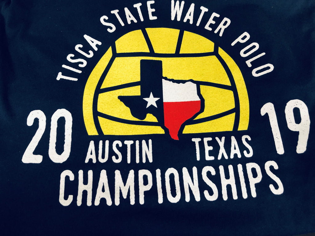 TISCA State Water Polo T-Shirt