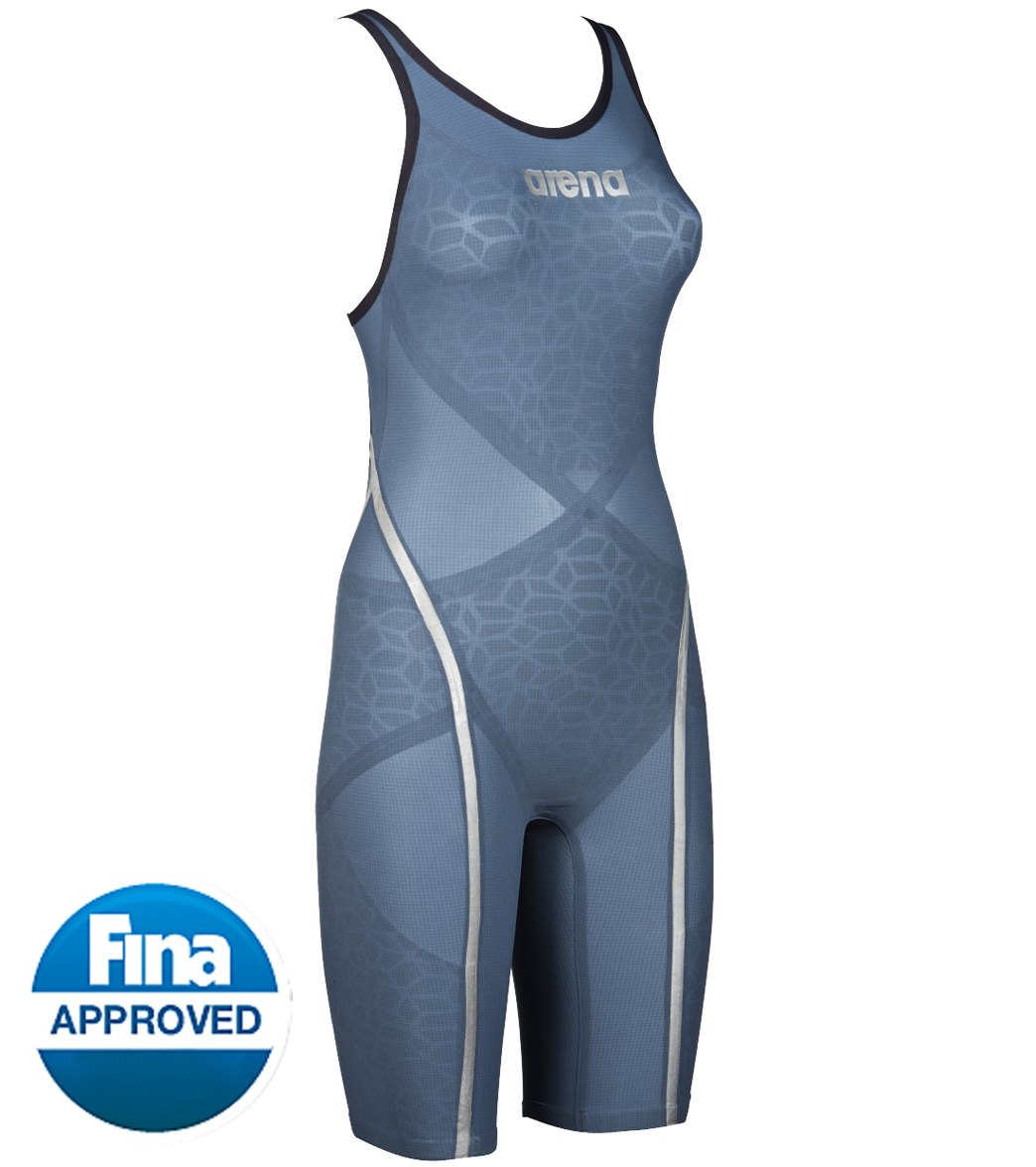 Arena Powerskin Carbon Ultra Open Back Tech Suit- Female