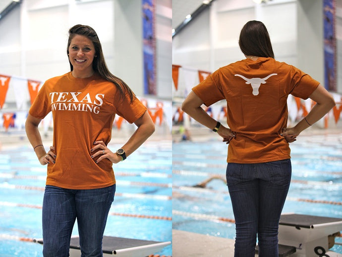 Classic Texas Swimming Shirt - Short Sleeve